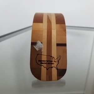 Dave Ulmen Accents - Handcrafted Wood Wine Holder